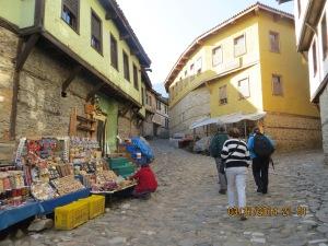 Narrow streets of Cumalikizik