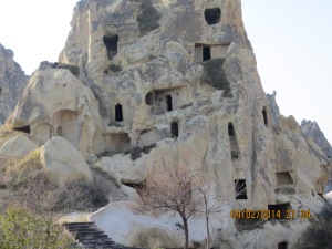 Goreme's rock-carved churches