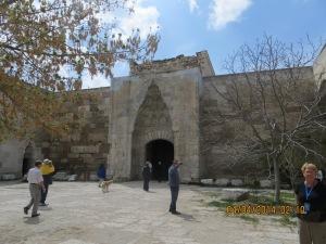 Entrance to a Caravanserai