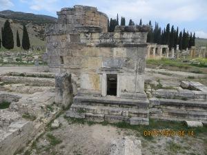 Ruins at Hierapolis