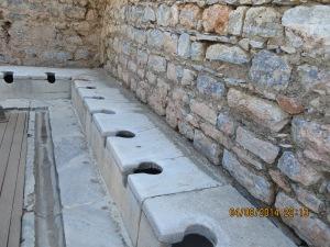 Public Latrines of Ephesus