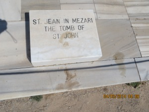 Tomb of St. John