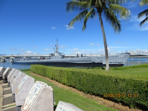 The National Historical Landmark is located about 30 minutes from Waikiki beach.