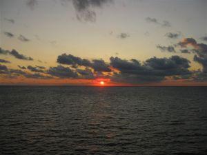 A sunset on Majorka.
