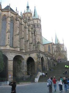 St. Severi Church has 5 naves.