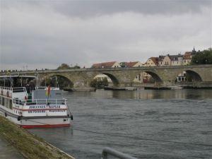 Old Stone Bridge built in 1146.